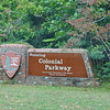 Colonial Parkway entrance