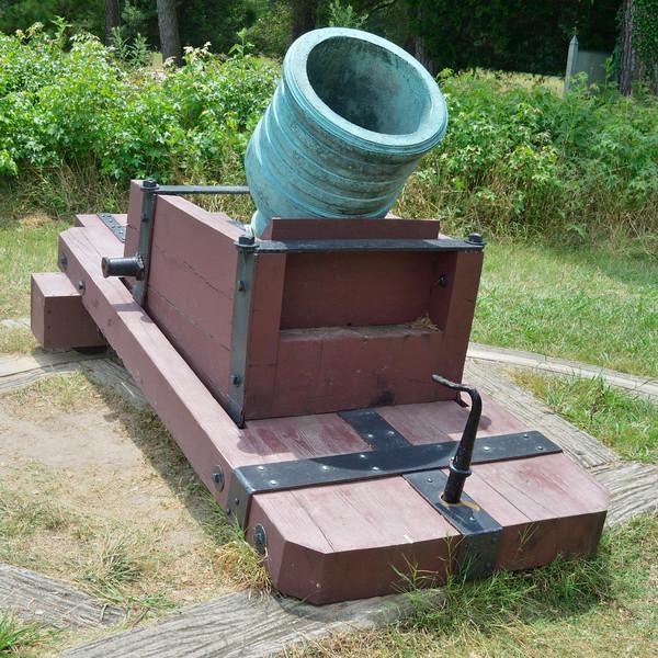Mortar on the LIne