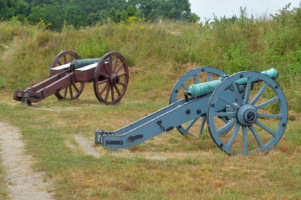 Cannon of the Second Line
