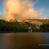 Bear Lake's Hallett Peak #3
