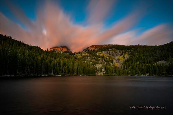 Bear Lake's Hallett Peak #1