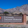 Coronado National Memorial entrance