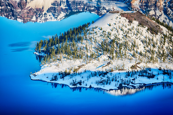 Wizard Island - Crater Lake