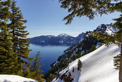 Crater Lake 2019