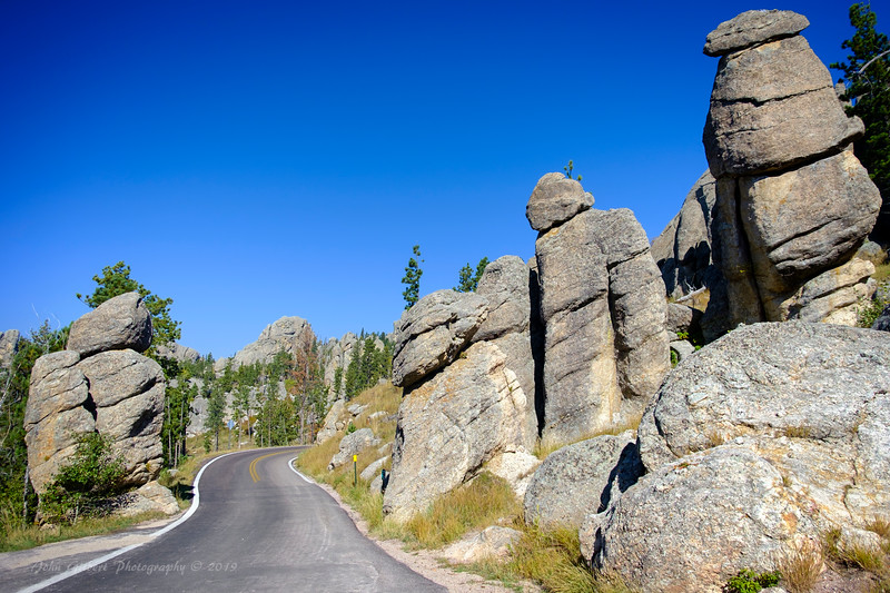 Granite Rock Formation #3