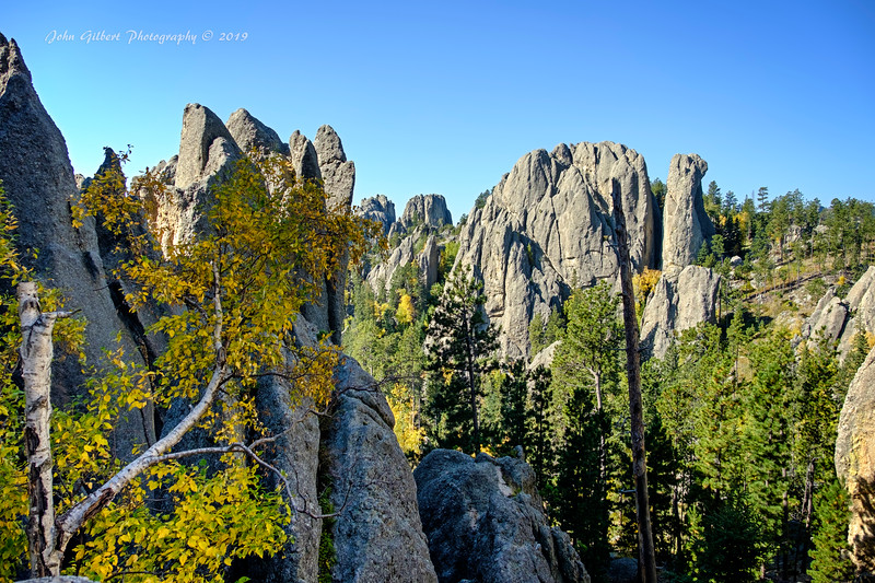 Granite Rock Formation #4