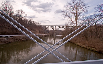 RT 82 Bridge from Station Road Bridge