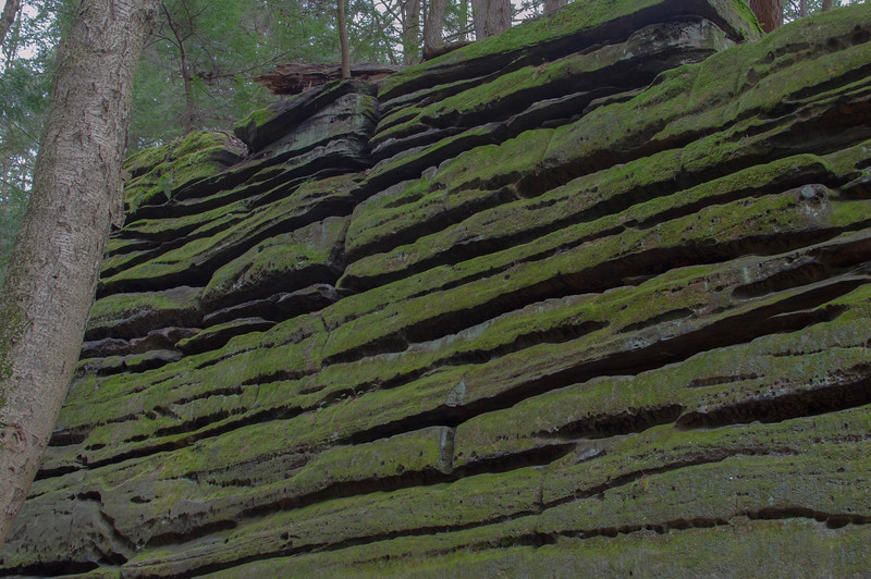 Layers of Ledges