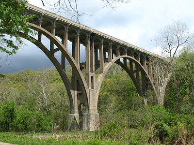 Bridge Over the Park