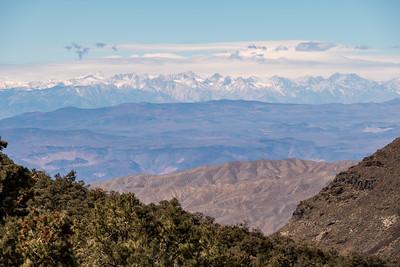 Distant Sierras