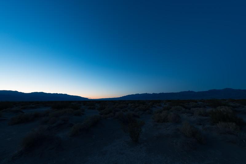 Death Valley Sunset-2
