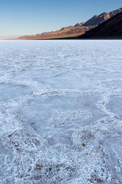 Badwater Basin Salt Flat