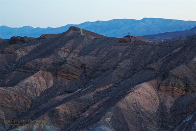 DV-180420-0007 Photographer on the Ridge at Zabriskie Point before Sunrise-1