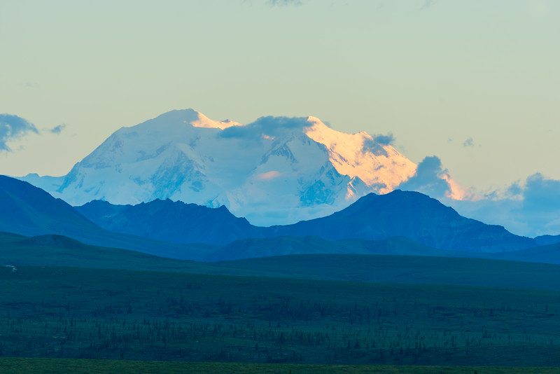 Denali Midnight Sun
