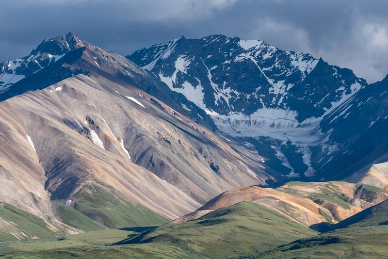 Buttress & Glacier
