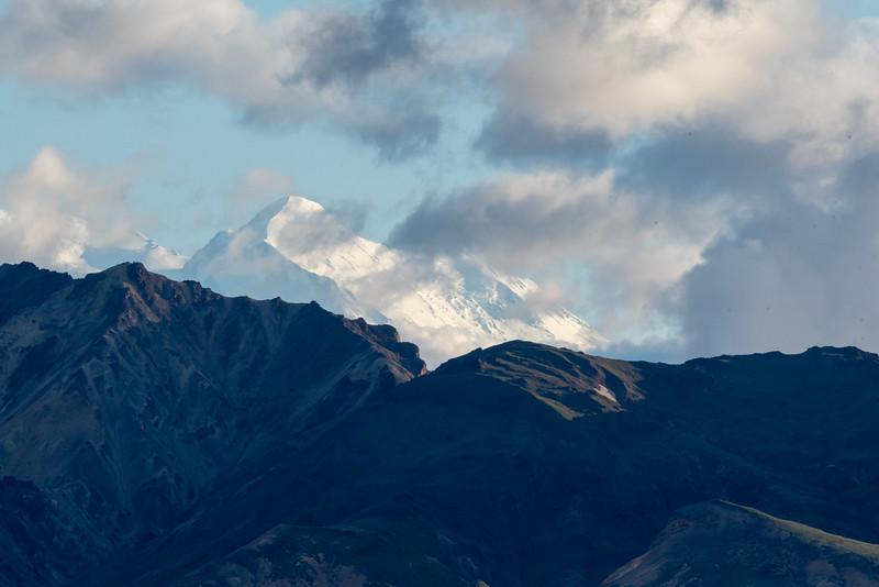 Denali Above the Ridge