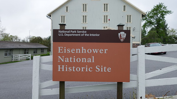 Eisenhower National Historic Site - PA - 050416