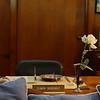 Mrs. Roosevelt's desk