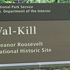 Eleanor Roosevelt National Historic Site entrance