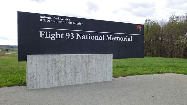 Flight 93 National Memorial - PA - 050216