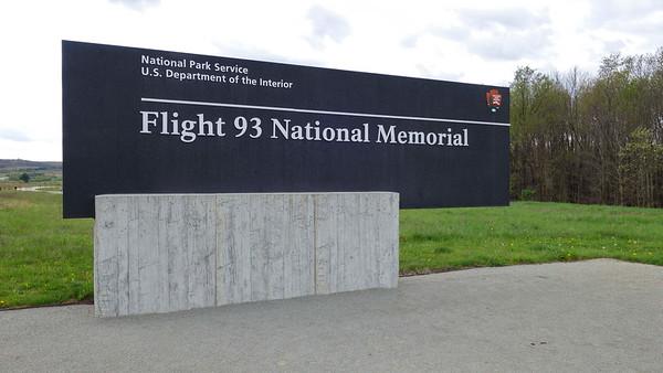 Flight 93 National Memorial - PA - 050216