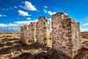 New Mexico - Fort Craig Nat'l Historic Site, south of Socorro - D6-C3-0224 - 72 ppi