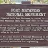 History of Fort Matanzas.