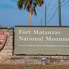 Fort Matanzas National Monument entrance