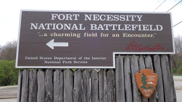 Fort Necessity National Battlefield - PA - 050116