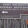 Fort Necessity National Battlefield entrance