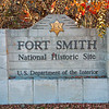 Fort Smith National Historic Site entrance