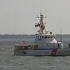 Passing the Coast Guard