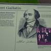 The statesman Albert Gallatin