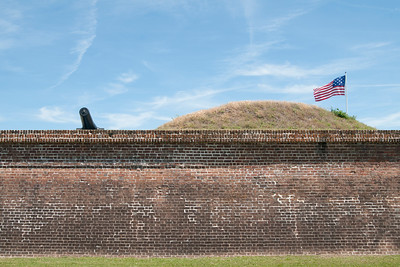 at Fort Sumter & Fort Moultrie National Historical Park