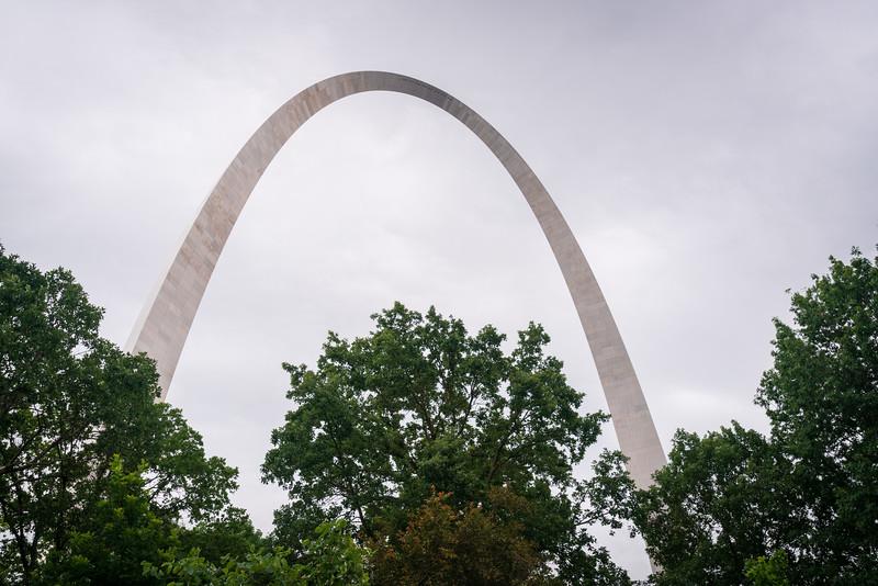 Gateway Arch National Park, St. Louis