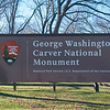 George Washington Carver National Monument entrance