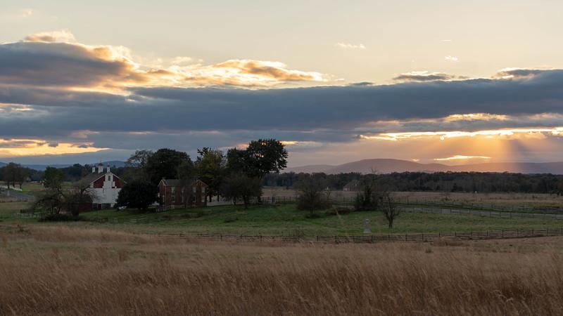 Cadori Farm Sunset