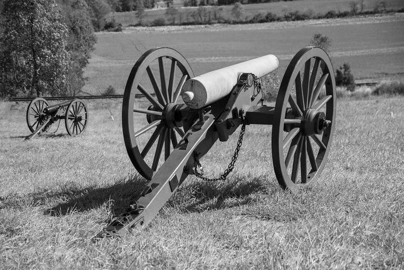 Cannon & Railroad