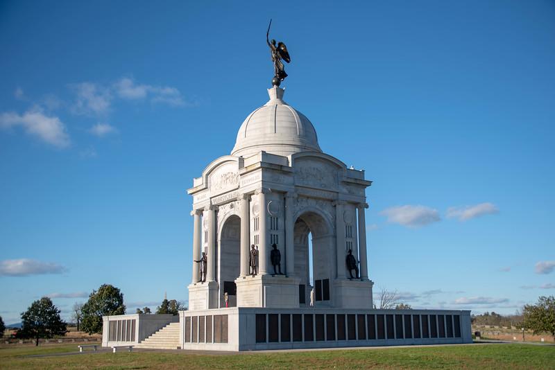 The Pennsylvania Memorial