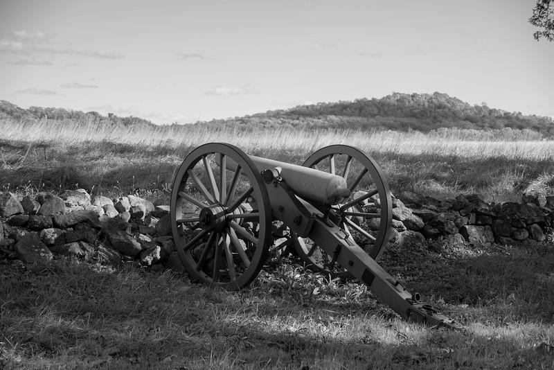 Warfield Ridge Cannon