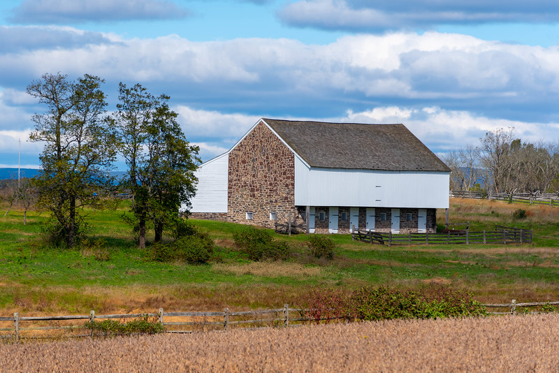 The McPherson's Barn