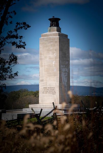 Memorial on the Ridge