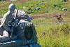 Cyclist(s) in Gettysburg National Military Park, Pennysylvania-2--0103 - 72 ppi