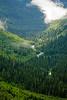McDonald Creek River Valley, Glacier National Park