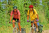 Cyclists in Glacier National Park, Montana - 72 dpi-2