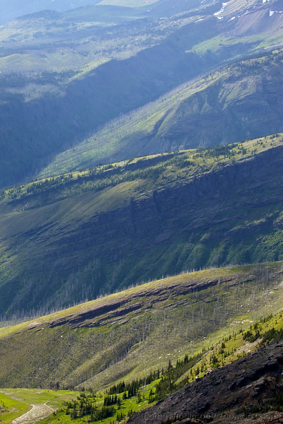 Resplendent Ridges