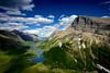 Glacier National Park Epic Landscape