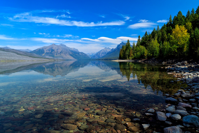 Waterton-Glacier International Peace Park