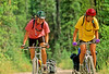 Cyclists in Glacier National Park, Montana - 72 dpi-20