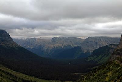 U Shaped Valley